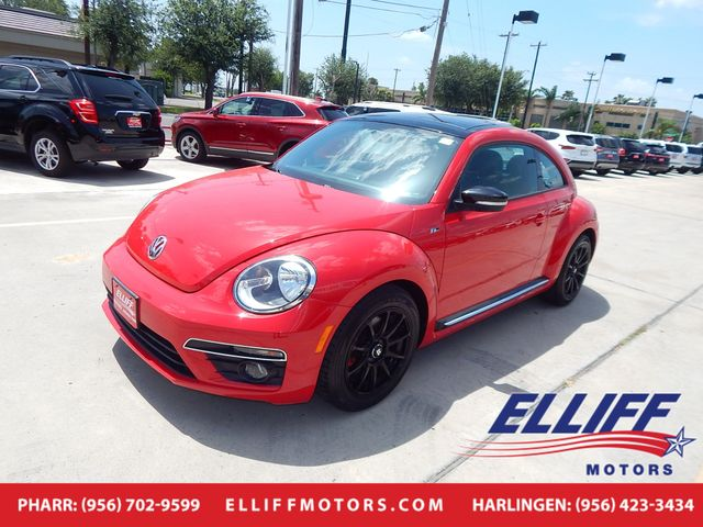 2014 Volkswagen Beetle Coupe 2.0T Turbo R-Line w/Sun/Sound