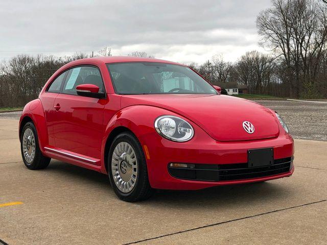 2014 Volkswagen Beetle Coupe 1.8T