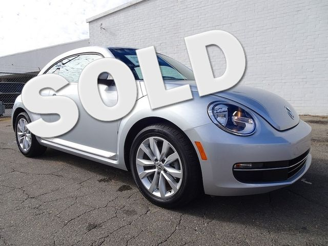 2014 Volkswagen Beetle Coupe 2.0L TDI w/Sun/Sound/Nav Madison, NC 0