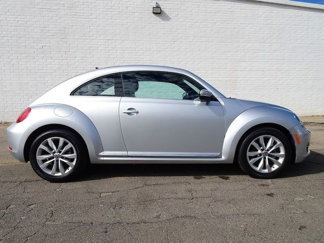 2014 Volkswagen Beetle Coupe 2.0L TDI w/Sun/Sound/Nav Madison, NC 1