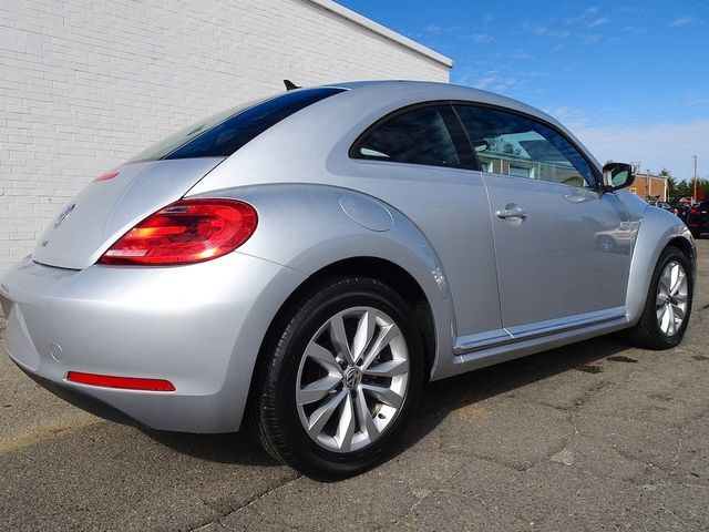 2014 Volkswagen Beetle Coupe 2.0L TDI w/Sun/Sound/Nav Madison, NC 2