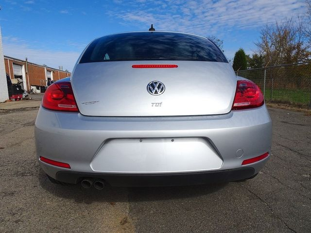 2014 Volkswagen Beetle Coupe 2.0L TDI w/Sun/Sound/Nav Madison, NC 3