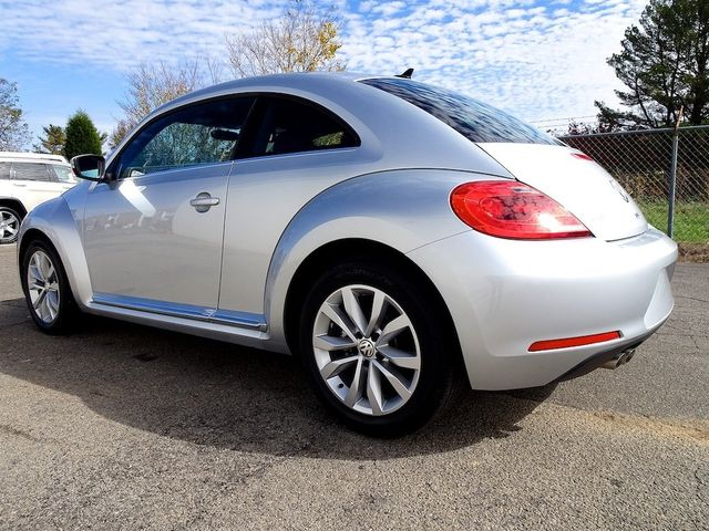 2014 Volkswagen Beetle Coupe 2.0L TDI w/Sun/Sound/Nav Madison, NC 4