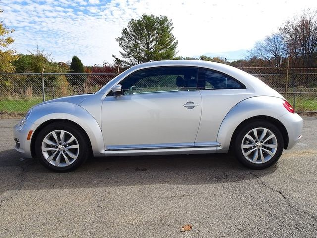 2014 Volkswagen Beetle Coupe 2.0L TDI w/Sun/Sound/Nav Madison, NC 5
