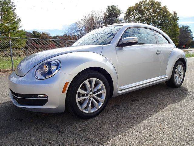 2014 Volkswagen Beetle Coupe 2.0L TDI w/Sun/Sound/Nav Madison, NC 6