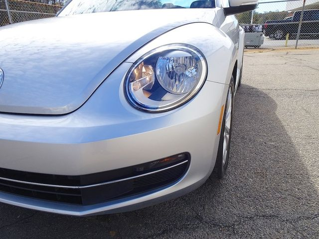 2014 Volkswagen Beetle Coupe 2.0L TDI w/Sun/Sound/Nav Madison, NC 9