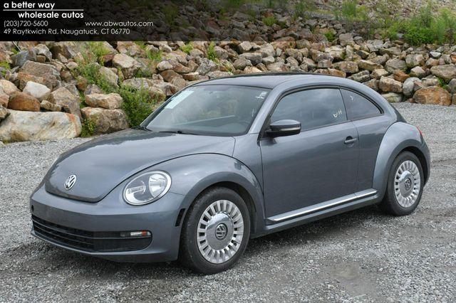 2014 Volkswagen Beetle Coupe 1.8T w/Sun Naugatuck, Connecticut