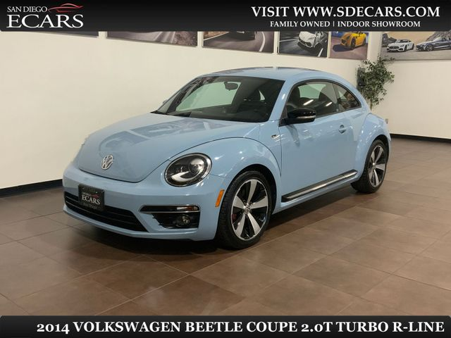 2014 Volkswagen Beetle Coupe 2.0T Turbo R-Line in San Diego, CA 92126