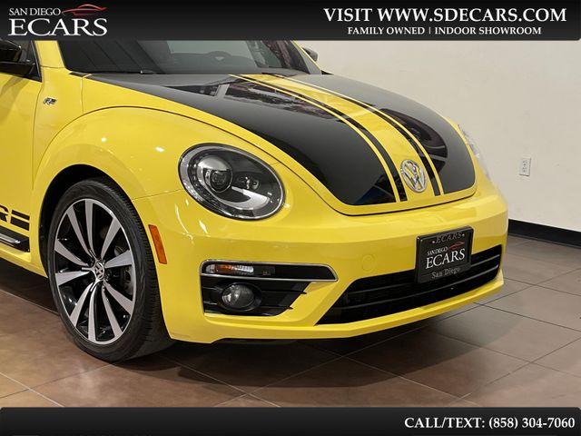 2014 Volkswagen Beetle Coupe 2.0T Turbo GSR in San Diego, CA 92126