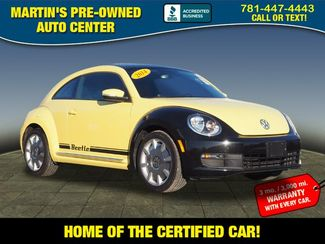 2014 Volkswagen Beetle 2.5L PZEV in Whitman, MA 02382