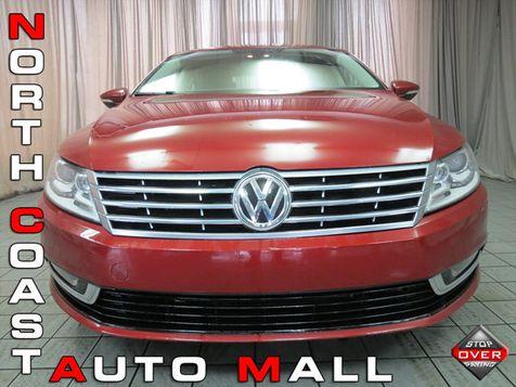 2014 Volkswagen CC 4DR SDN DSG SPORT in Akron, OH