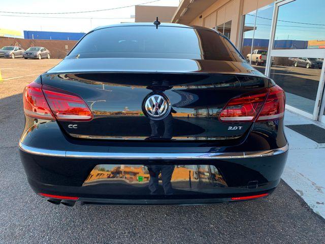 2014 Volkswagen CC R-LINE 5 YEAR/60,000 MILE FACTORY POWERTRAIN WARRANTY Mesa, Arizona 3