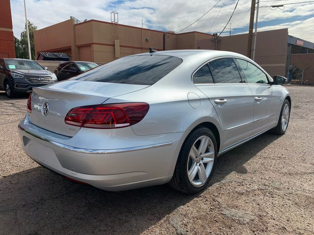 2014 Volkswagen CC Sport 5 YEAR/60,000 MILE FACTORY POWERTRAIN WARRANTY Mesa, Arizona 4
