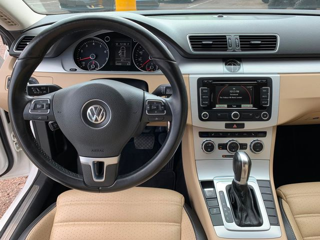 2014 Volkswagen CC Sport 3 MONTH/3,000 MILE NATIONAL POWERTRAIN WARRANTY Mesa, Arizona 14