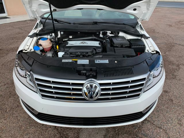 2014 Volkswagen CC Sport 3 MONTH/3,000 MILE NATIONAL POWERTRAIN WARRANTY Mesa, Arizona 8