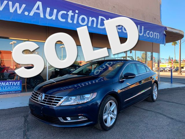 2014 Volkswagen CC SPORT 5 YEAR/60,000 MILE FACTORY POWERTRAIN WARRANTY Mesa, Arizona