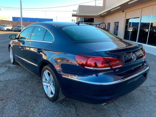 2014 Volkswagen CC SPORT 5 YEAR/60,000 MILE FACTORY POWERTRAIN WARRANTY Mesa, Arizona 2