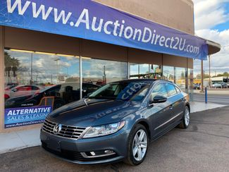 2014 Volkswagen CC SPORT 3 MONTH/3,000 MILE NATIONAL POWERTRAIN WARRANTY Mesa, Arizona