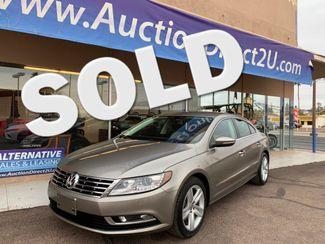 2014 Volkswagen CC SPORT 3 MONTH/3,000 MILE NATIONAL POWERTRAIN WARRANTY Mesa, Arizona