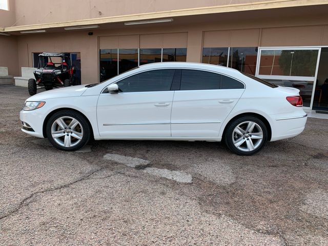 2014 Volkswagen CC Sport 3 MONTH/3,000 MILE NATIONAL POWERTRAIN WARRANTY Mesa, Arizona 1