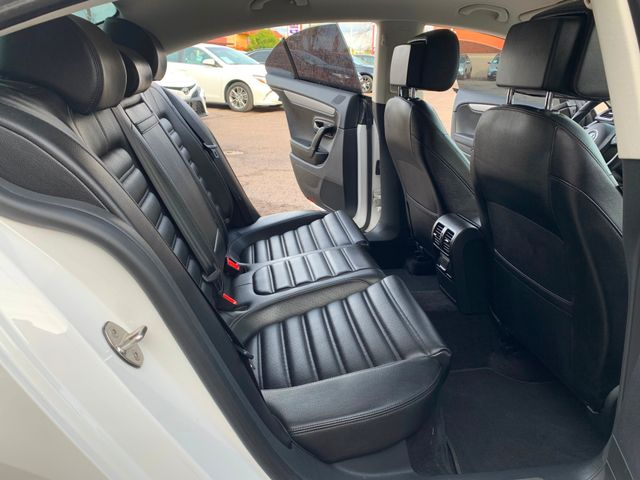 2014 Volkswagen CC Sport 3 MONTH/3,000 MILE NATIONAL POWERTRAIN WARRANTY Mesa, Arizona 12