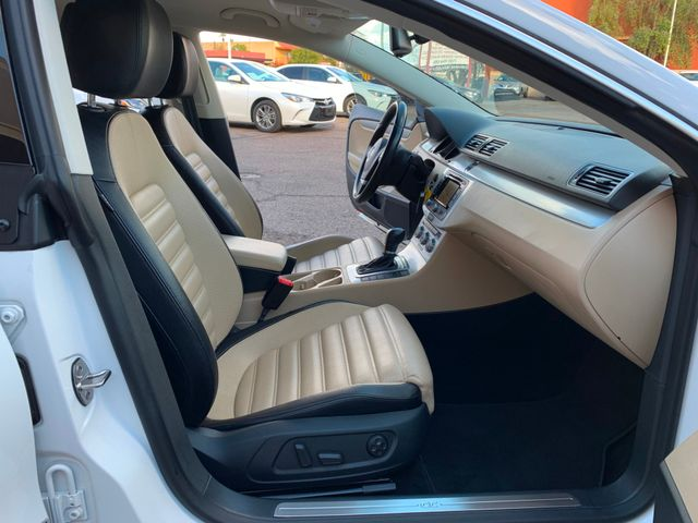 2014 Volkswagen CC Sport 3 MONTH/3,000 MILE NATIONAL POWERTRAIN WARRANTY Mesa, Arizona 14