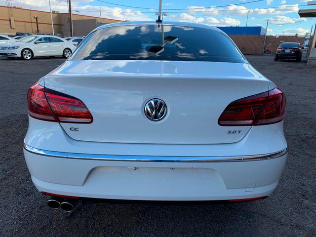 2014 Volkswagen CC Sport 3 MONTH/3,000 MILE NATIONAL POWERTRAIN WARRANTY Mesa, Arizona 3