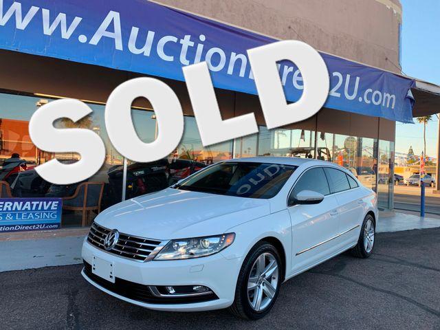 2014 Volkswagen CC Sport 5 YEAR/60,000 MILE FACTORY POWERTRAIN WARRANTY Mesa, Arizona