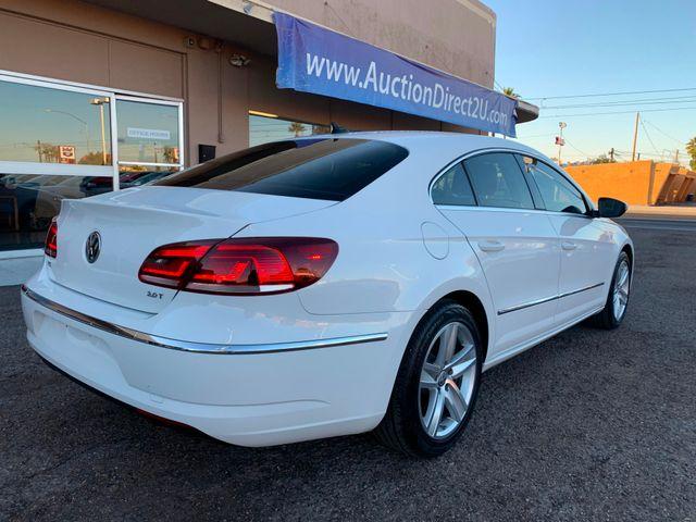 2014 Volkswagen CC Sport 5 YEAR/60,000 MILE FACTORY POWERTRAIN WARRANTY Mesa, Arizona 5