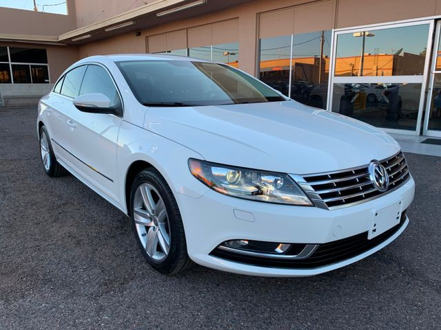 2014 Volkswagen CC Sport 5 YEAR/60,000 MILE FACTORY POWERTRAIN WARRANTY Mesa, Arizona 7