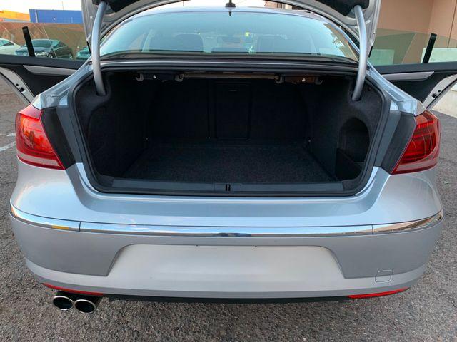 2014 Volkswagen CC Sport 3 MONTH/3,000 MILE NATIONAL POWERTRAIN WARRANTY Mesa, Arizona 11