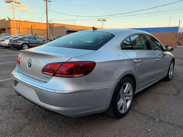 2014 Volkswagen CC Sport 3 MONTH/3,000 MILE NATIONAL POWERTRAIN WARRANTY Mesa, Arizona 4