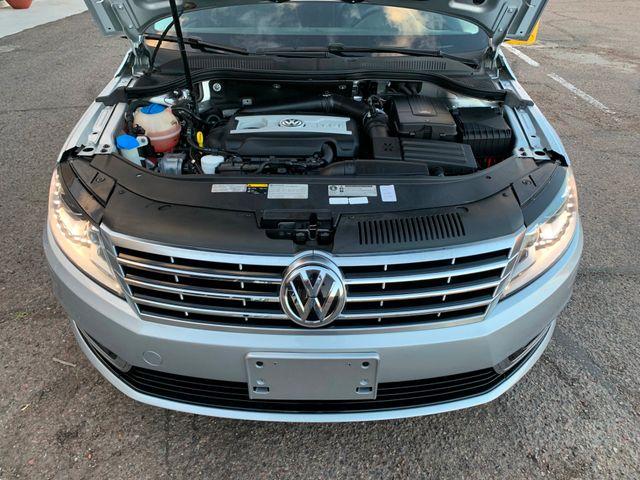 2014 Volkswagen CC Sport 3 MONTH/3,000 MILE NATIONAL POWERTRAIN WARRANTY Mesa, Arizona 8