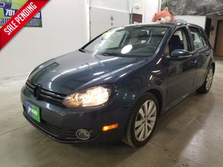 2014 Volkswagen Golf TDI Sunroof & Nav in Dickinson, ND 58601