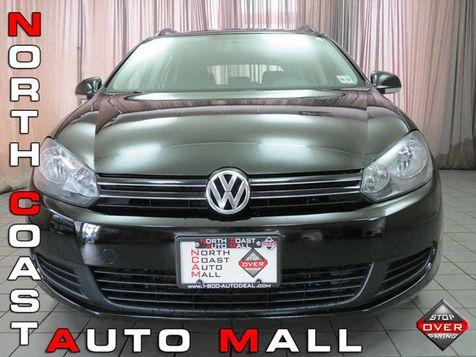 2014 Volkswagen Jetta TDI w/Sunroof & Nav in Akron, OH