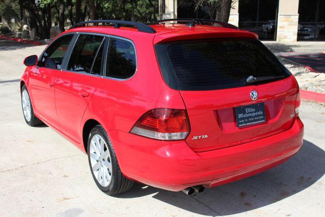 2014 Volkswagen Jetta TDI w/Sunroof & Nav Austin , Texas 2
