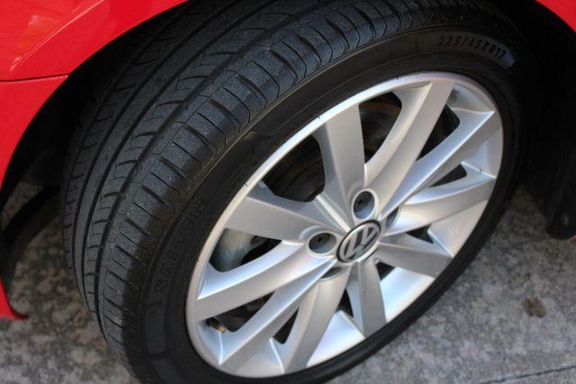 2014 Volkswagen Jetta TDI w/Sunroof & Nav Austin , Texas 21