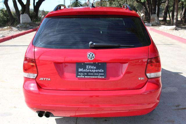 2014 Volkswagen Jetta TDI w/Sunroof & Nav Austin , Texas 3