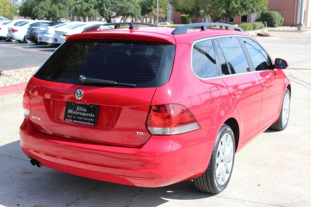 2014 Volkswagen Jetta TDI w/Sunroof & Nav Austin , Texas 4
