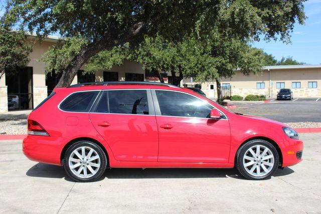 2014 Volkswagen Jetta TDI w/Sunroof & Nav Austin , Texas 5