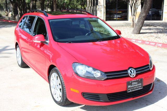 2014 Volkswagen Jetta TDI w/Sunroof & Nav Austin , Texas 6