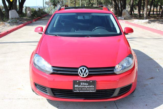 2014 Volkswagen Jetta TDI w/Sunroof & Nav Austin , Texas 7
