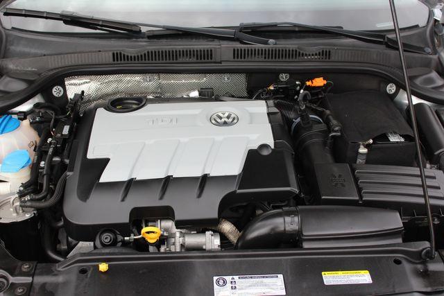 2014 Volkswagen Jetta TDI w/Premium/Nav Austin , Texas 26