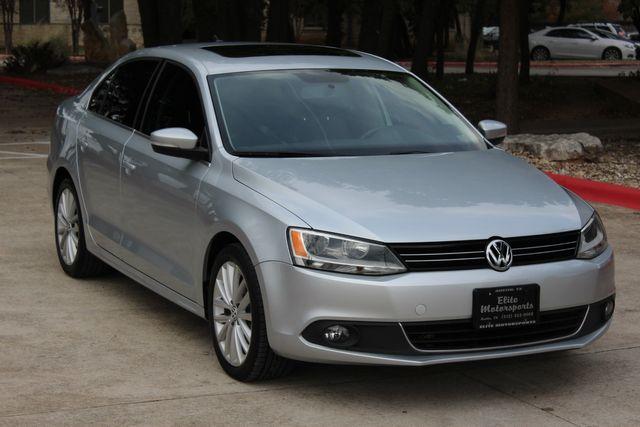 2014 Volkswagen Jetta TDI w/Premium/Nav Austin , Texas 6