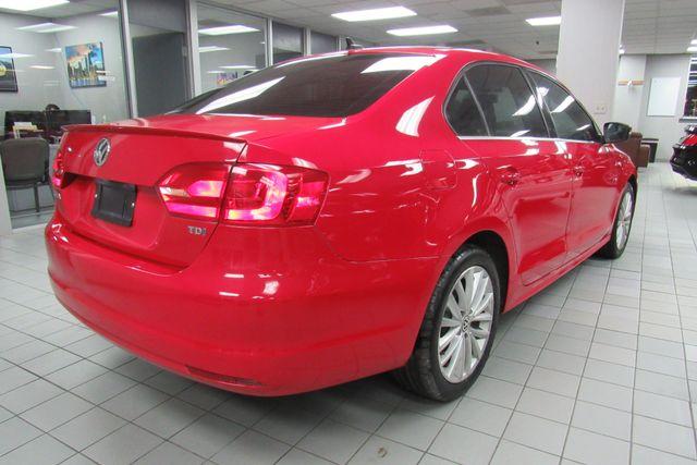 2014 Volkswagen Jetta TDI w/Premium/Nav Chicago, Illinois 6
