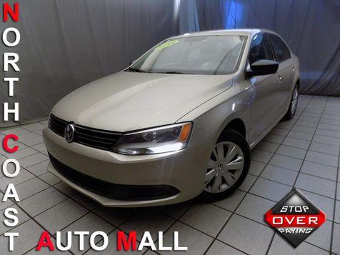 2014 Volkswagen Jetta TDI Value Edition in Cleveland, Ohio