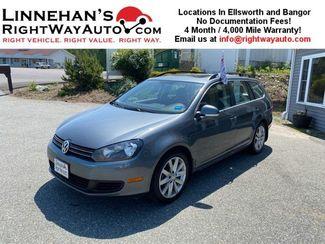 2014 Volkswagen Jetta SE w/Sunroof in Bangor, ME 04401