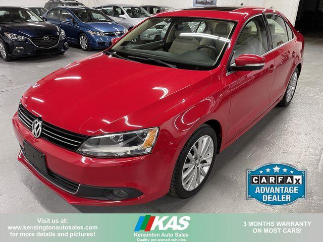 2014 Volkswagen Jetta TDI w/Premium/Nav