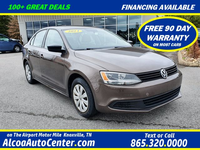 2014 Volkswagen Jetta S 5-Speed Manual Transmission