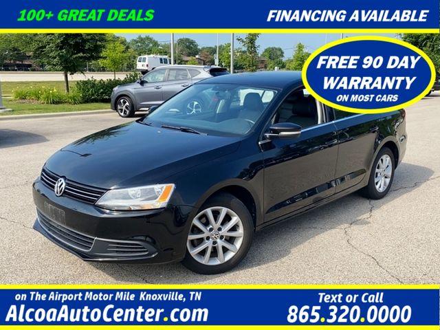 """2014 Volkswagen Jetta SE w/Connectivity Heated Seats/16"""" Aluminum Wheels in Louisville, TN 37777"""